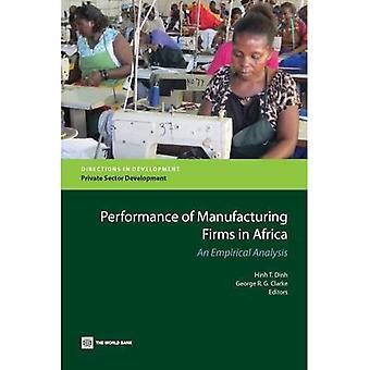 Rendement de fabrication des entreprises en Afrique