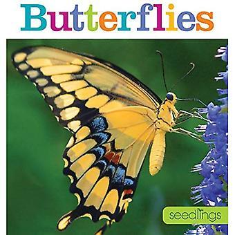 Plantor: fjärilar