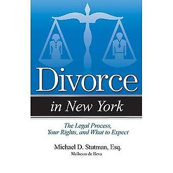 Divorce à New York: le processus juridique, vos droits et à quoi s'attendre