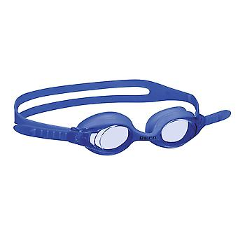 BECO Junior Colombo zwemmen Goggles-12 Jr + -blauw