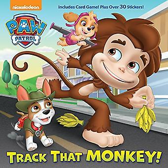 Verfolgen Sie diesen Affen! (Pfote Patrol) (Pictureback(r))