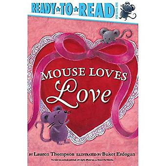 Mouse Loves Love (Mouse)