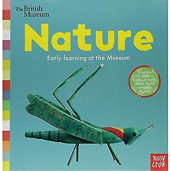 British Museum: Nature (Early Learning at the Museum) [Board book]