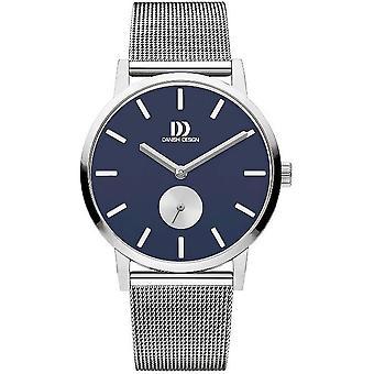 Tanskan design miesten watch kaupunkien kokoelma IQ68Q1219 - 3314575