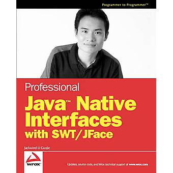 Prof Java Native Interfaces SWTJFace by Guojie