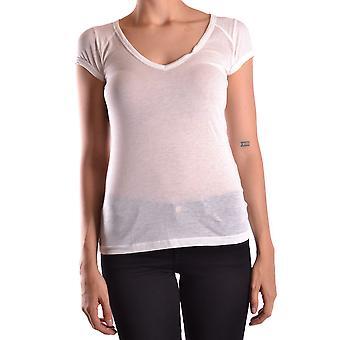 Peuterey Ezbc017014 Women's White Cotton T-shirt
