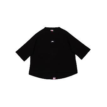 Kappa senhoras t-shirt autêntico JPN Bordal