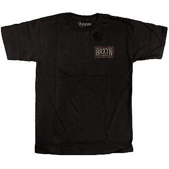 Brixton Franklin t-paita musta