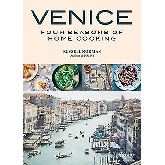 Venice Four Seasons Of Home Cooking by R. Norman - 9780847863181 Book