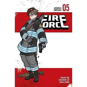 Fire Force 5 by Atsushi Ohkubo - 9781632364326 Book