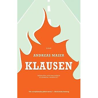 Klausen by Andreas Maier - 9781934824160 Book