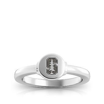 Stanford University ring i Sterling Silver design av BIXLER
