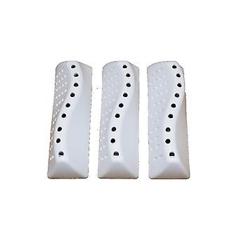 3 x Logik Washing Machine Drum Paddle Lifter By Ufixt®