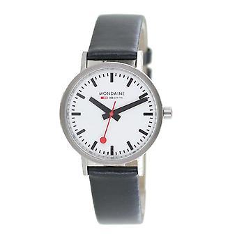 Mondaine Women's Watch SBB Classic Wristwatch A628.30008.16SBO Leather
