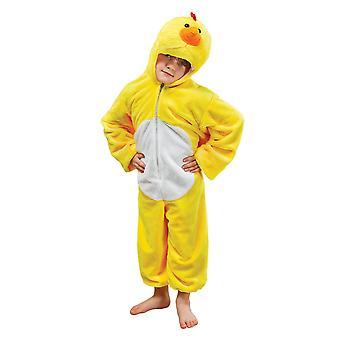 Bristol Novelty Childrens/Kids Chicken Plush Costume