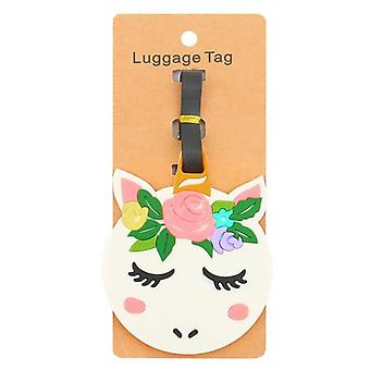 Baggage tag-Unicorn #4