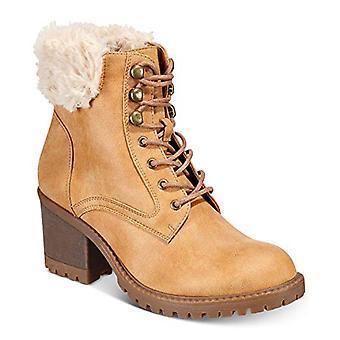 White Mountain Womens Tori Fabric Round Toe Ankle Fashion Boots