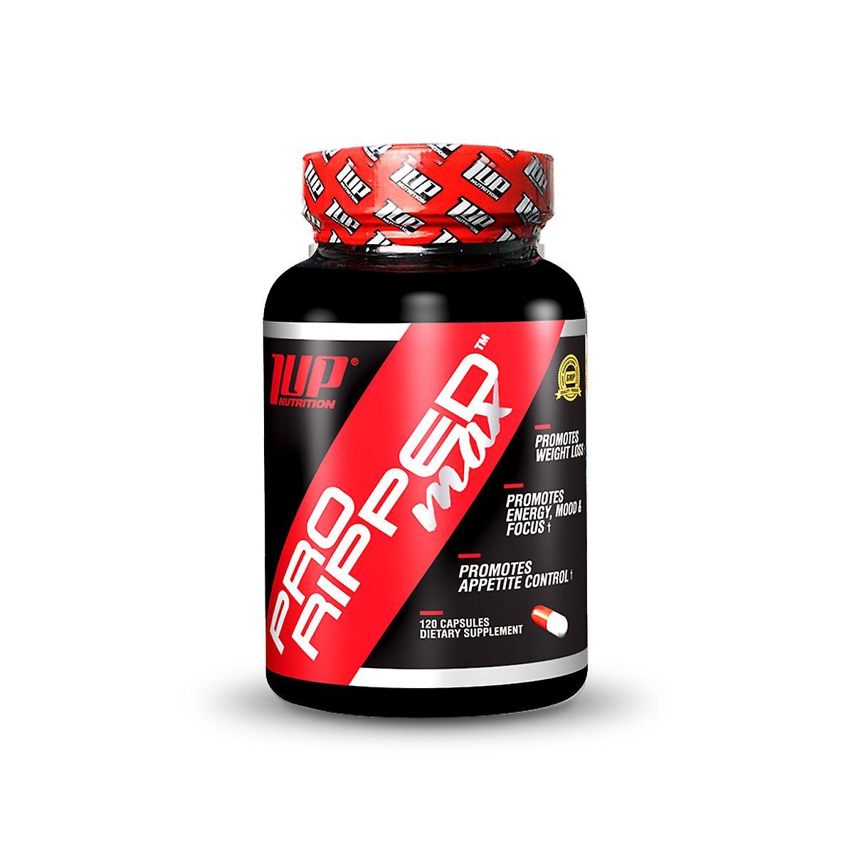 1 up Nutrition Pro Ripped Max, perda de peso, suplemento de energia