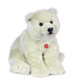 Hermann Teddy Cuddle Oso Polar sentado 50 cm