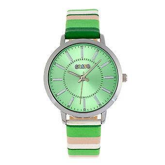 Crayo Swing Unisex Watch - Mint