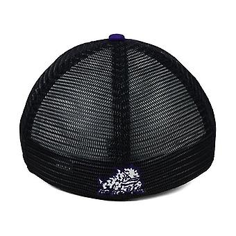 TCU Horned Frogs NCAA 47 Marque Closer Stretch Fitted Hat