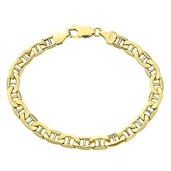 Citerna Women's Necklace in Yellow Gold 9K - Length 21.6 cm