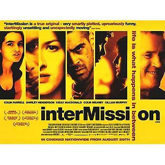 Intermission Original Cinema Poster