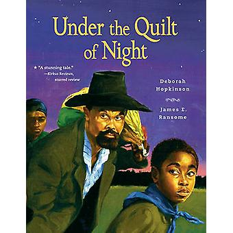 Under the Quilt of Night by Deborah Hopkinson - James Ransome - 97806