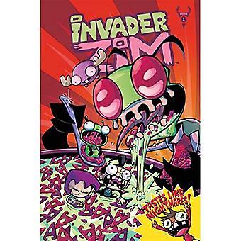 Invader Zim Hardcover Volume One