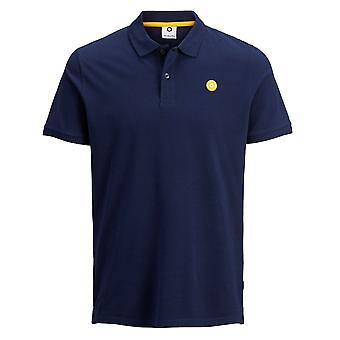 Jack en Jones mens CRE Andres korte mouw Polo T shirt T-shirt tee top