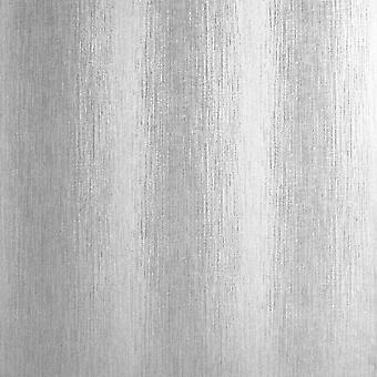 Silk Ombre Metallic Wallpaper Muriva