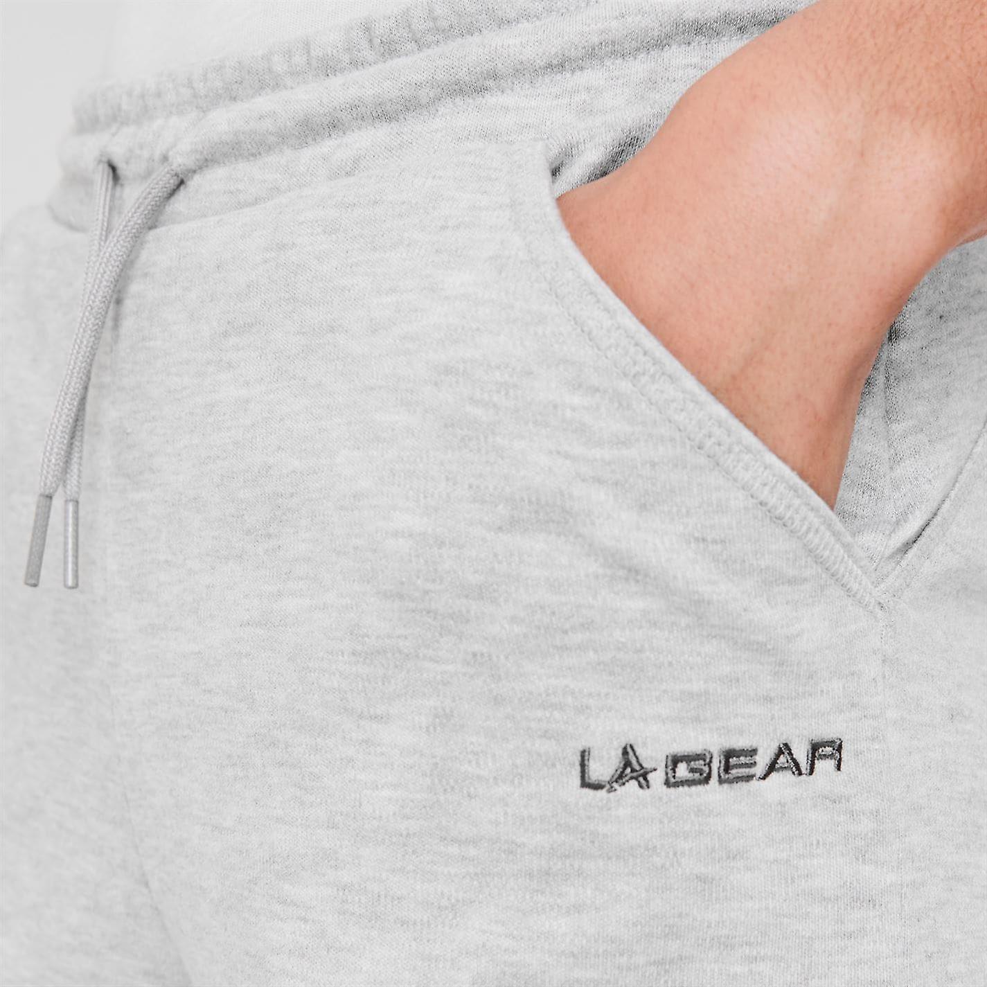 LA Gear I Lk Pants Sports Running Jogging Joggers Womens Ladies