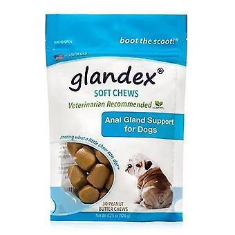 Glandex anal glândula macia mastiga 30 ' s P/but