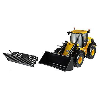 Britains  Britains JCB 4195 Wheeled Loading Shovel  1:32 43223