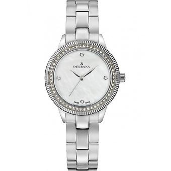 Delbana - Wristwatch - Ladies - Dress Collection - 41711.619.1.515 - Seville