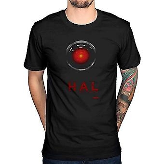 2001 Space Odyssey Unisex Adults Hal 9000 T-Shirt