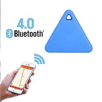 Mini tracker - bluetooth tracker - triangolo blu