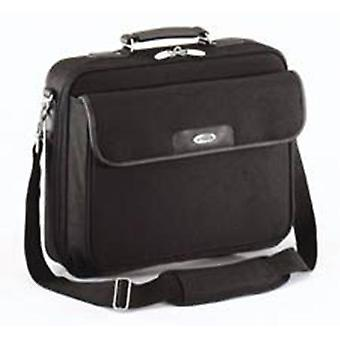 Targus 15 To 16 Inch Notepac Clamshell Case Padded Compartment Black