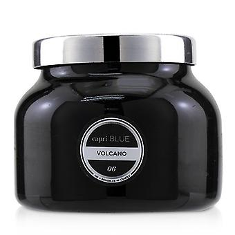 Capri Blue Black Jar Candle - Volcano 226g/8oz