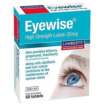 Lamberts Eyewise 60 tabletter
