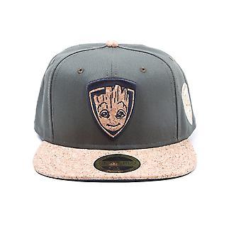 Guardians Of The Galaxy 2 Baseball Cap Groot badge new Official snapback
