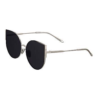 Bertha Logan Gepolariseerde zonnebril - Zilver/Zilver