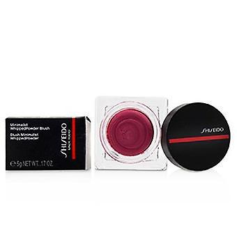 Shiseido Minimalist Whippedpowder Blush - # 08 Kokei (fúcsia) 5g/0.17oz