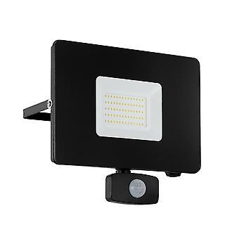 EGLO Faedo 3 LED IP44 utomhus 50w PIR Sensor översvämning ljus