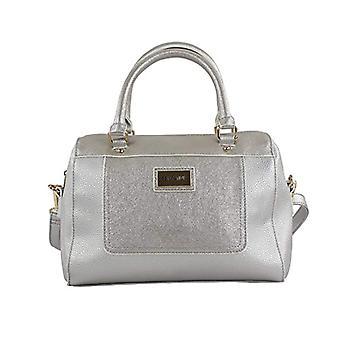 Bluebags FORTIME - Bolso Fashion Kabir Plateado Bags Bowling Women Silver (Plata)