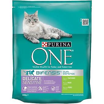 Pro Plan Pienso Delicate Gt Pavo y Arroz (Cats , Cat Food , Dry Food)