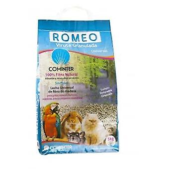 Cominter Viruta granulada mascotas romeo 10l / 5kg (Small pets , Bedding)