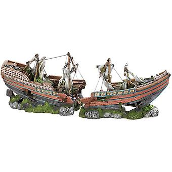 Classic For Pets Giant Lost Galleon 980mm (Fish , Decoration , Ornaments)