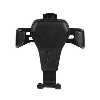 Mobile holder for the car-Gravity car Carrier air intake