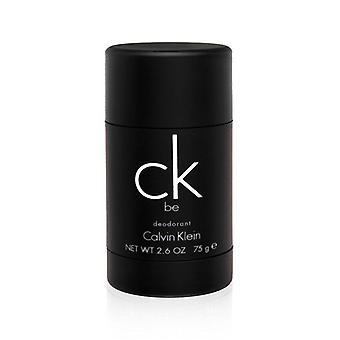 Ck be von calvin klein 2,6 oz Deodorant Stick